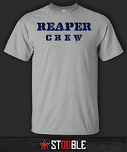 Reaper Crew T-Shirt - New T Shirts Funny Tops Tee Unisex Summer Short Sleeves Cotton Black Style