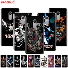 HAMEINUO hollywood undead Cover phone Case for Xiaomi redmi 5 4 1 1s 2 3 3s pro PLUS redmi note 4 4X 4A 5A(China)