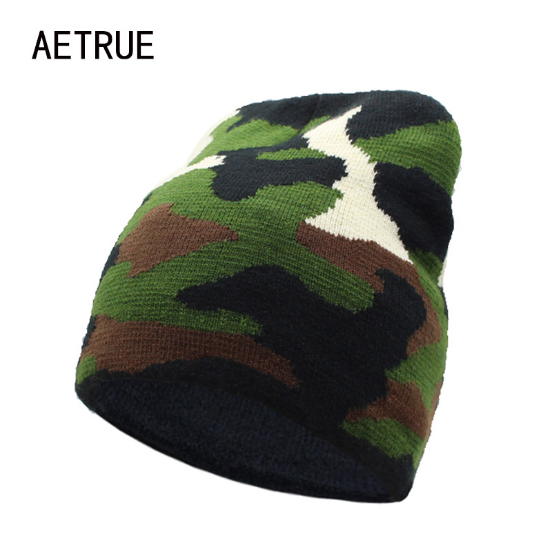 Brand Winter Beanies Men Knitted Hat Winter Hats For Men Warm Bonnet Skullies Caps Skull Mask Wool Gorros Beanie 2017 brand skullies winter hats for men bonnet beanies knitted winter hat caps beanie warm baggy cap gorros touca hat 2016 kc010
