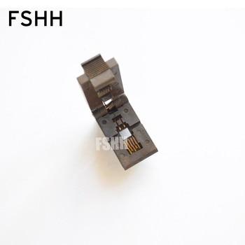 TO-252-5L Burn-in Socket TO-252-5 TO252-5 IC Test Socket/IC Socket(Flip test seat) 20pcs lot 040n03l to252