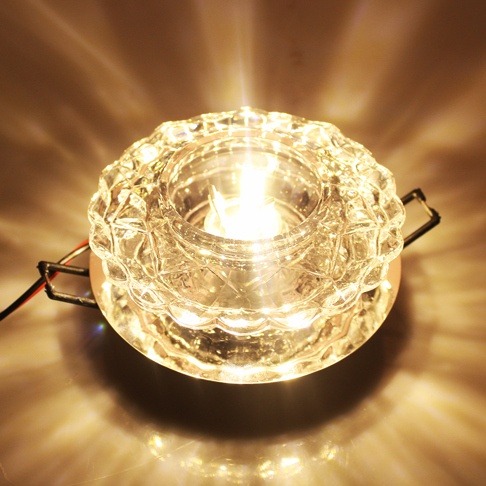 anufacturers direct deal high-grade modern small crystal ceiling lamp lights aisle corridor lighting 3W 5W LED