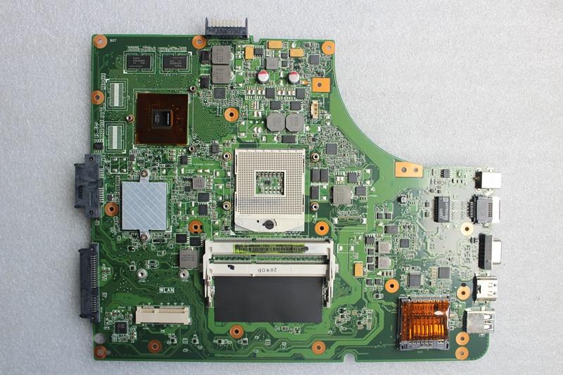 For ASUS laptop motherboard K53SV REV:3.0 GT520M HM65 60-N4BMB3000-F33 mainboard