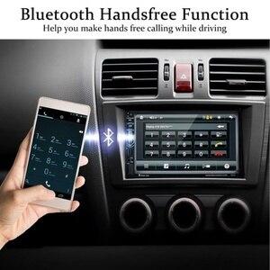 """Image 5 - Doppio Din Car Stereo Autoradio 2 Din Auto Radio 7 """"Lettore Multimediale HD di Tocco Dello Schermo di Auto Car Audio Stereo bluetooth FM Android"""