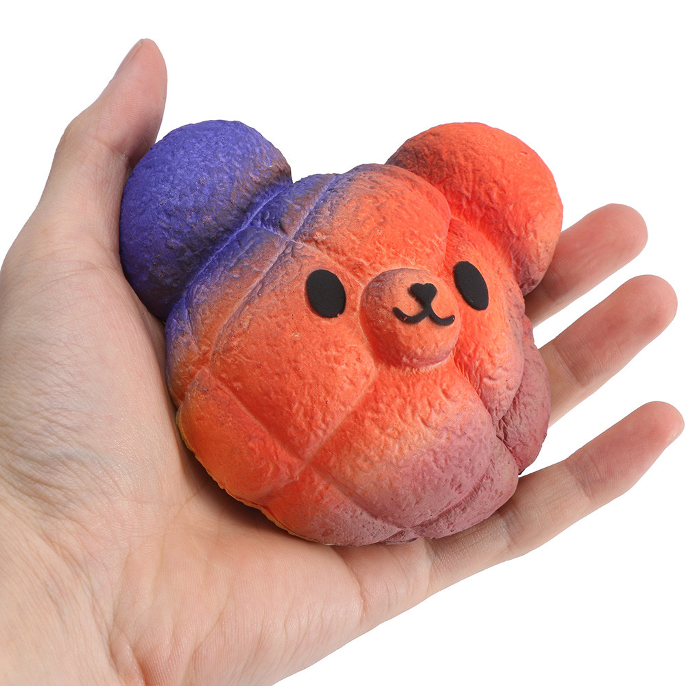 Color Changing Bear Bun Squishy 4