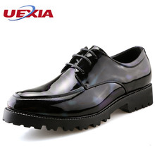 Brand Designer Formal Mens Dress Leather Black Basic Lace-Up For Men Wedding Business Office Shoes Flats luxury Zapatos Hombres