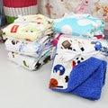 Детские одеяла кондиционер одеяло новорожденного одеяло пеленание обертывание Супер Мягкий ворс одеяла зимой