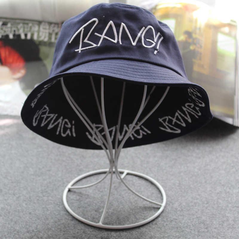 69bf1463125ce ... FURANDOWN 2019 de moda de verano Unisex sombrero de cubo de las mujeres  de los hombres ...