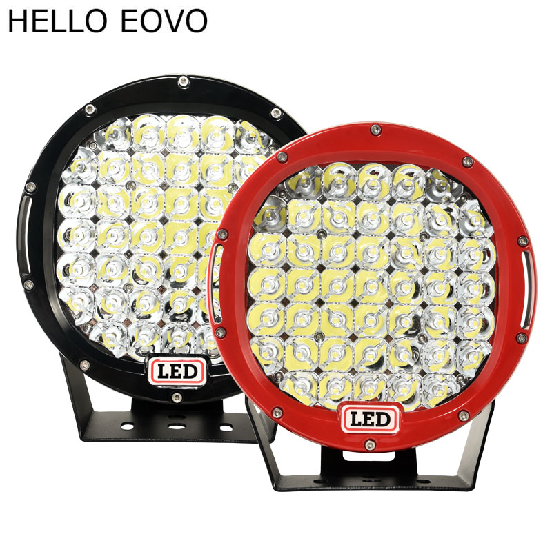 HELLO EOVO 2pcs 9 inch LED Work Light Flood Driving Lamp for Car Truck Trailer SUV Offroads Boat 4WD 12V 24V 73W quelle city walk 827224 page 9