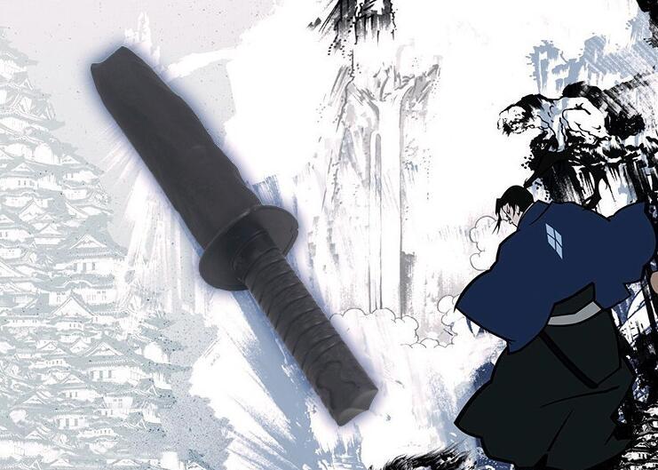 Hochwertige japanische Ninja Samurai Katana Schwert Regenschirm - Haushaltswaren - Foto 2