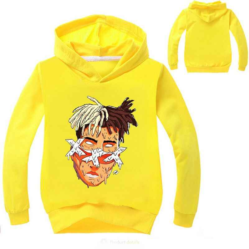b1c475076941e Xxxtentacion Printed Hoodie Kids Hoodies Fashion Children Sweatshirts  Clothes Girls Coat Kids Clothes Boys Shirt Sportswear