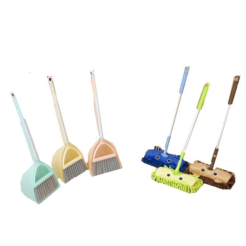 Baby Combination Children Mop Broom Dustpan Gifts
