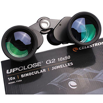 Celestron UpClose G2 10x50 Binocular Telescope Multi-Coated Jumelles for Hunting Hiking Camping Bird Watching