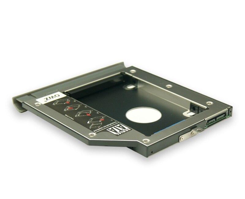 WZSM wholesale New 2nd SATA Hard Drive HDD Caddy For Lenovo ideapad 320 520 330 330-14/15/17
