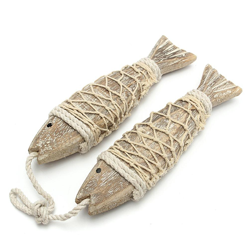 2 pieces vintage Mediterranean style antique hand-carved hanging wooden decoration home gifts