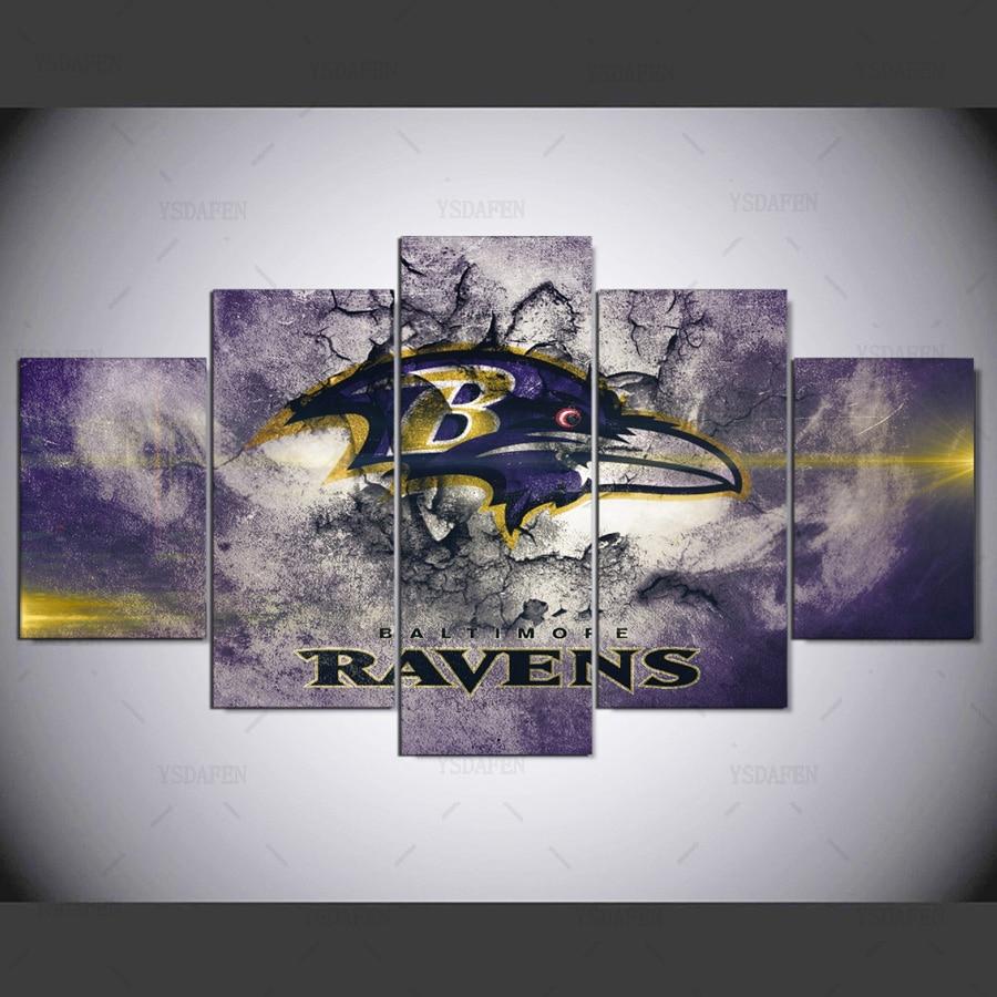 Baltimore Ravens Home Decor