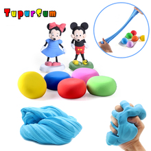 Fluffy Foam Slime Clay Ball Supplies DIY Light Soft Cotton Charms Kit Cloud Craft Antistress Kids Toys for Children