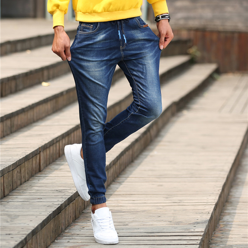 Four seasons Upon jeans 2016 Stretch Jeans pantalones vaqueros designer autumn men brand jeans men