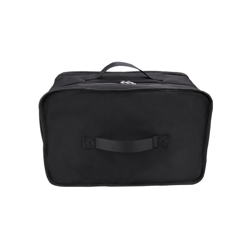 Storage Boxes & Bins New Portable Storage Shoe Bag Multifunction Travel Tote Storage Case Organizer Modern And Elegant In Fashion