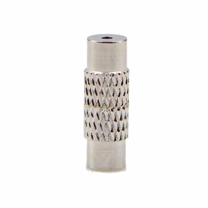 แข็งแรงแม่เหล็กเข็มขัดพอดี 4.2 มิลลิเมตรสร้อยข้อมือสายหนัง DIY การเชื่อมต่ออุปกรณ์ทำอุปกรณ์