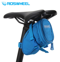 Roswheel Saddle Bag For Bike Cycle Bicycle Basket Velosumka Cycling Accessories