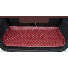 цена на lsrtw2017 leather car trunk mat cargo liner for mercedes benz smart fortwo 2007 2014 2013 2012 2011 2010 2009 2008 w451