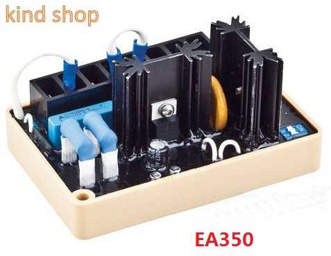 Generator AVR Automatic Voltage Regulator EA350 free shipping 8 5kw 15kw avr gasoline generator automatic voltage regulator suit for other brand