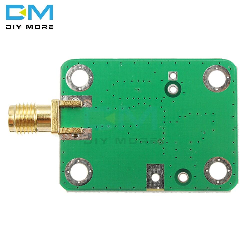 saída de alta frequência log detector placa