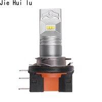 Universal 6 Led 80w Car Led Front Fog Light Bulbs H15 Auto Led Driving Lamps