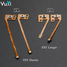 YuXi Replacement For Nintend Switch Joy-Con ZR ZL Button Key Ribbon Flex Cable For NS Repair Part