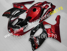 Hot Sales,Aftermarket YZF600 RR Fairing Solutions For Yamaha Yzf 600R Thundercat 1997-2007 Multicolor Motorcycle Fairing set