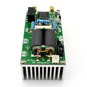 Image 3 - Mini pa amplificador de potência hf linear ssb montado, 100w, com dissipador de calor para yaesu ft 817 kx3 cw am fm c5 001