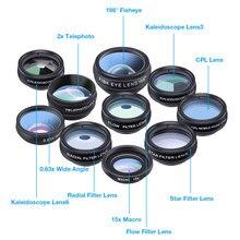 SPASH 10 in 1 Kit – Mobile Phone Lenses