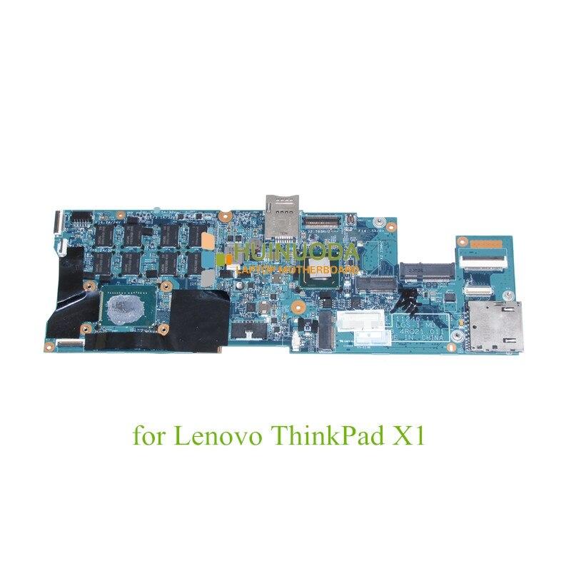 NOKOTION FRU 04Y1730 48.4RQ21.011 for lenovo ThinkPad X1 Carbon Laptop motherboard 4GB Core i5 WorksNOKOTION FRU 04Y1730 48.4RQ21.011 for lenovo ThinkPad X1 Carbon Laptop motherboard 4GB Core i5 Works