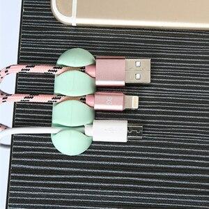 2Pcs Cable Clip Desk Tidy Orga