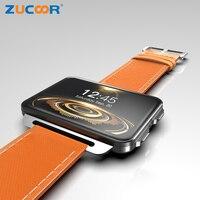 ZUCOOR умные часы женские Android часы ZW45 Smartwatch Gps трекер Фитнес Носимых устройств Водонепроницаемый Wi Fi наручные часы