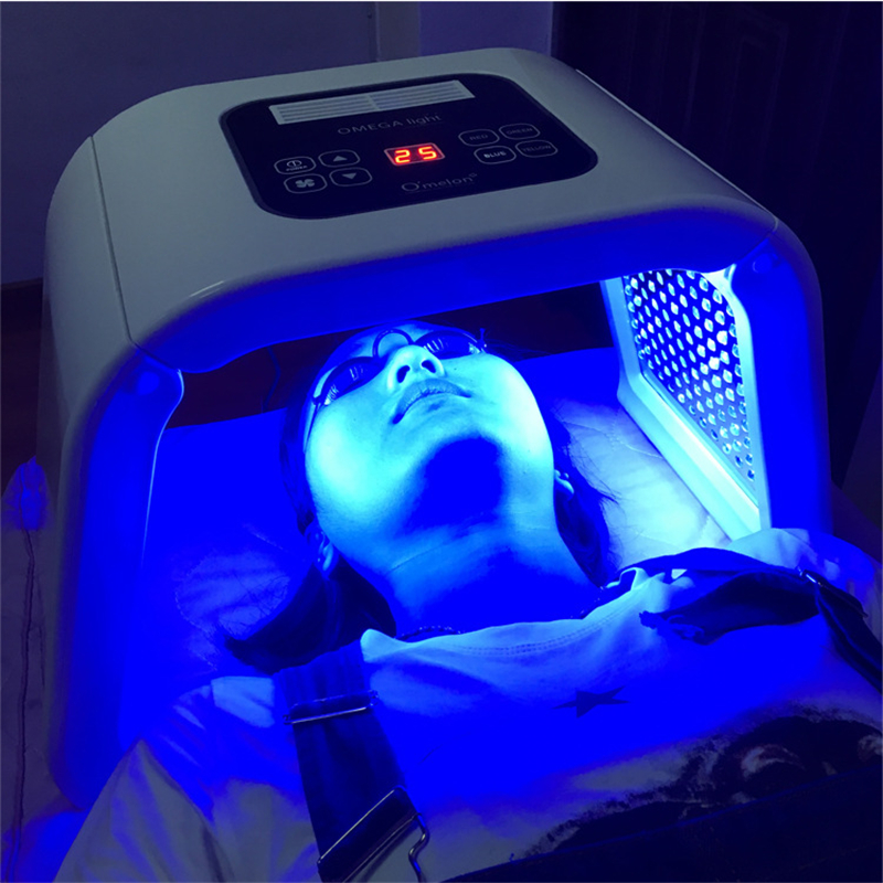 skin light therapy machines