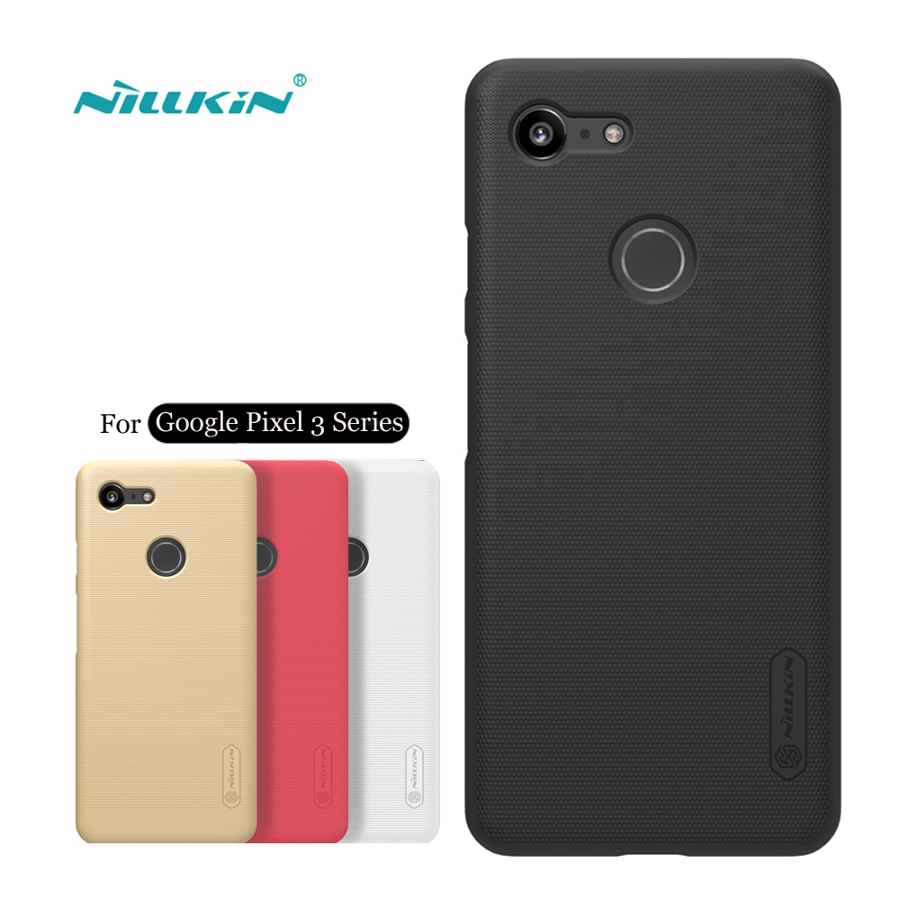 sFor Google Pixel 3 Case Pixel 3a XL Matte Cover Nillkin Frosted Shield Hard Back Case For Google Pixel 3 XL Bumper Gift HoldersFor Google Pixel 3 Case Pixel 3a XL Matte Cover Nillkin Frosted Shield Hard Back Case For Google Pixel 3 XL Bumper Gift Holder