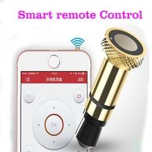 Smart IR Remote Control Phone Earplug IR Remote IOS & Android xiaomi For Air Conditioner TV DVD Camera Wireless Remote Control