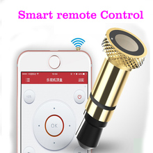 Smart IR Remote Control Phone Earplug IR Remote IOS smartphones For Air Conditioner TV DVD Camera Wireless Remote Control