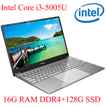 P3-07 16G RAM 128G SSD I3-5005U Notebook  Laptop Ultrabook Backlit IPS WIN10 keyboard and OS language available for choose