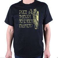 Does Anybody Remember Laughter? T Shirt Tarot Hermit Classic Rock Tarot Runes Cheap wholesale tees Casual Short Sleeve TEE