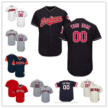 4fd7a8e0c Custom Men s Cleveland Indians Players Weekend Father s Day Mother s Day  Any Name Number Baseball Jersey Size