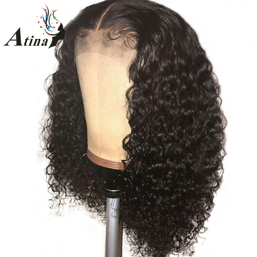Wet And Wavy 360 Lace Frontal Wig For Black Women Remy Hair Water Wave 360 Lace