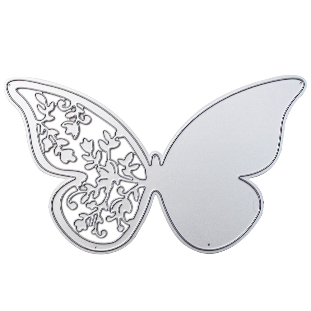 2017 butterfly shape ornament metal steel arts and crafts for Metal arts and crafts