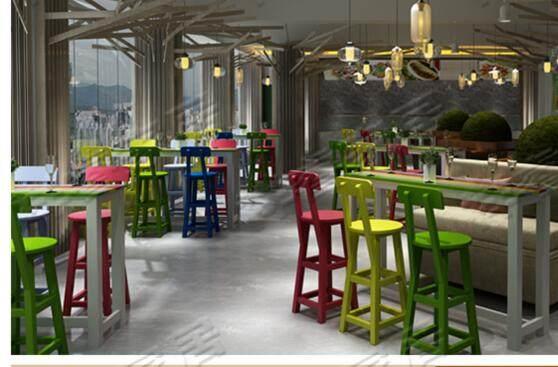 Sgabelli Qx : Online shop legno massello rende vecchi sgabelli da bar