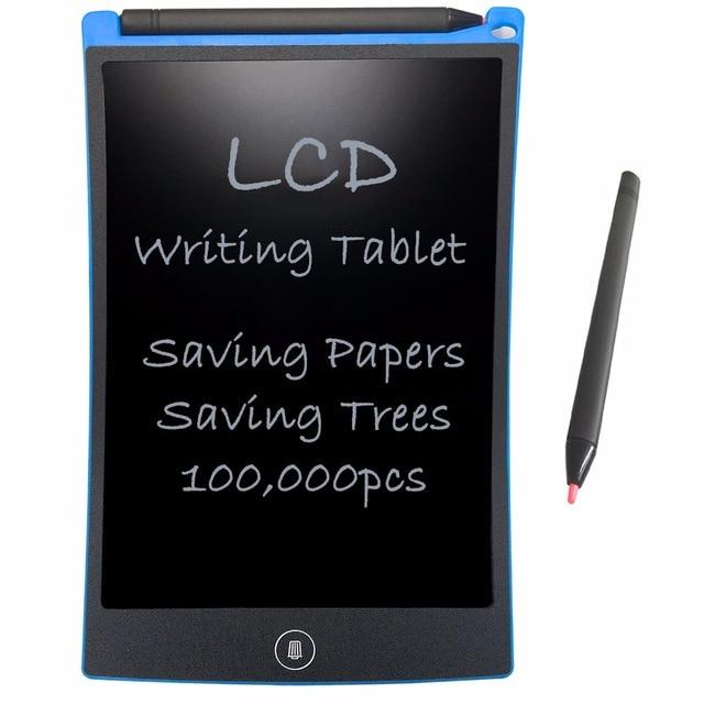 """NEWYES 8.5 """"Elektronische eWriter LCD Schreiben Tablet Zeichnung Bord Papierlose Digital Graffiti Tabletten Notizblock Umgeschrieben Pad (Blau)"""