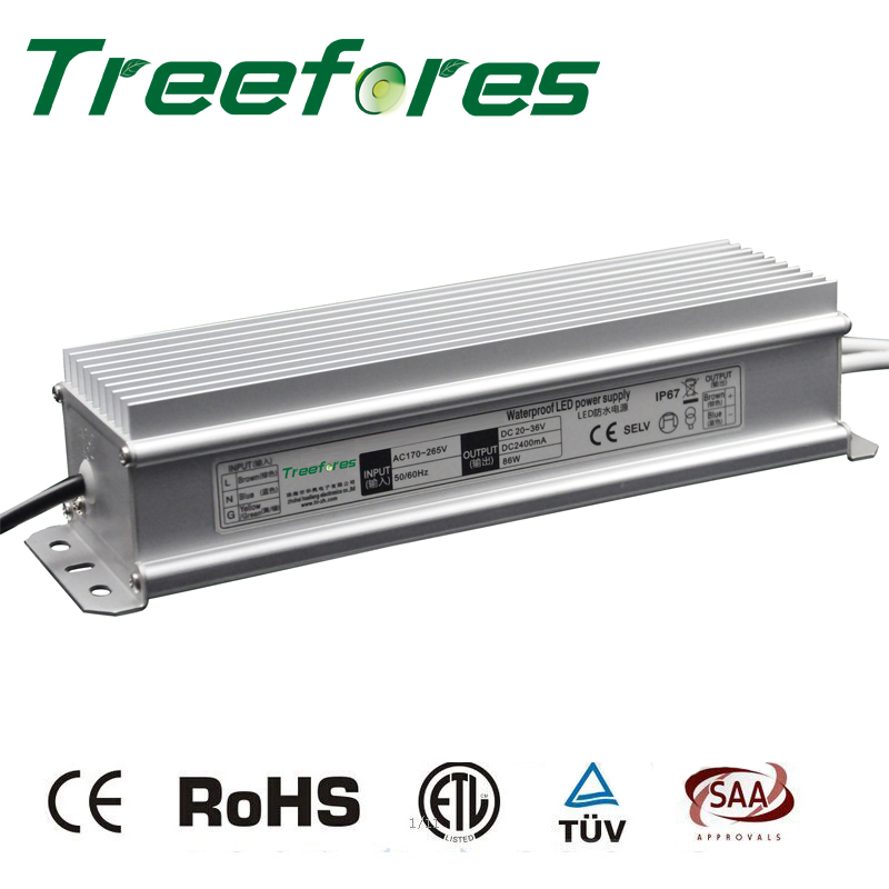 150W DC12V 24V IP67 LED Outdoor Lighting Transformer CE RoHS Waterproof Power Supply 150 Watts Driver Adapter