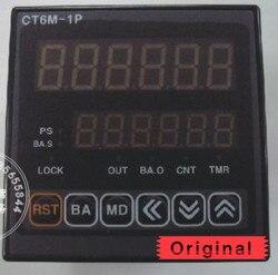 CT6M-1P4 CT6M-1P2 100% nowy oryginalny oryginalny wielofunkcyjny zegar licznik 50-60Hz
