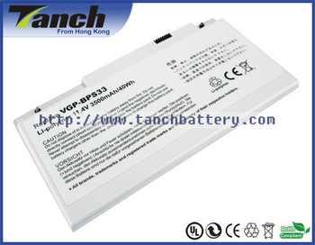 Batterie 11.4 V 4 cellules VGP-BPS33 pour SONY SVT151A11L SVT14126CXS SVT15115CXS SVT15117CDS etc VAIO SVT14 15 Série batterie ordinateur portable
