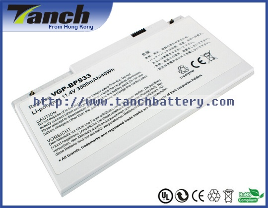 Battery 11.4V 4cells VGP-BPS33 for SONY SVT151A11L SVT14126CXS SVT15115CXS SVT15117CDS etc VAIO SVT14 15 Series Laptop Batteries sony vgp bps22 оренбург